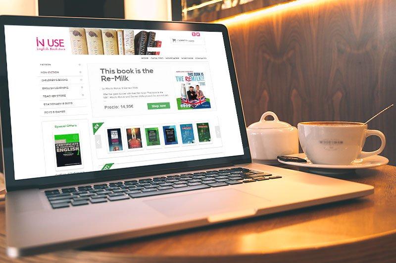 prestashop tienda online de libros en tarragona