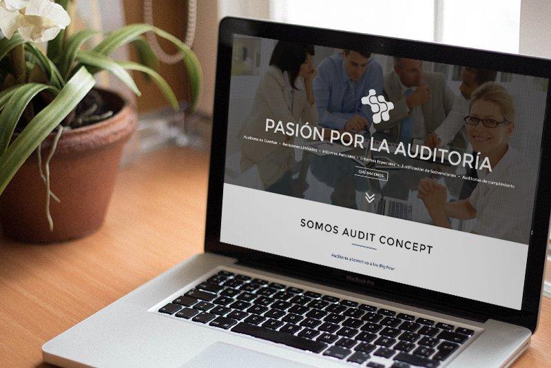 web auditores financieros tarragona