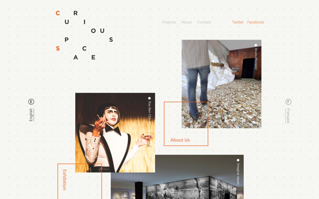 diseño web en grid