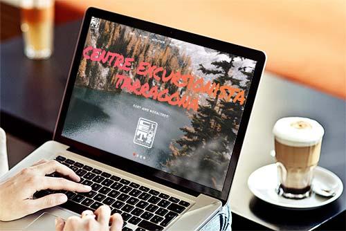 diseño web tarragona montaña